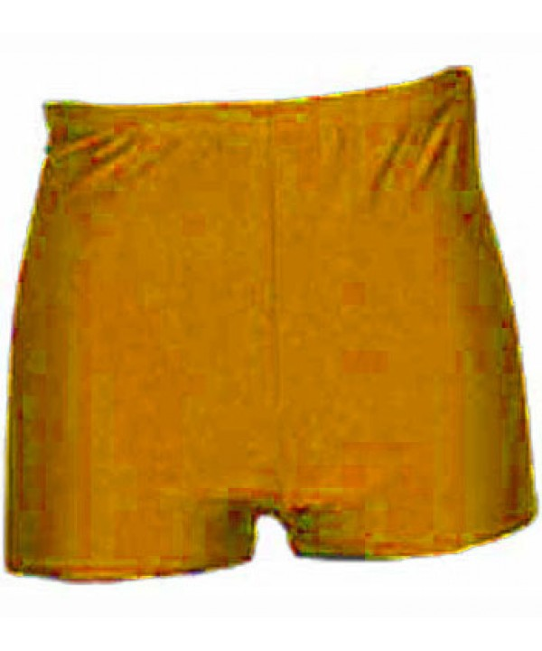 Cheerleader Brief Boy-Cut Orange