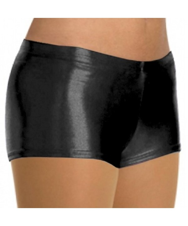 Cheerleader Brief Boy-Cut Schwarz