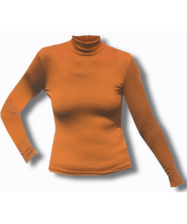 Cheerleader Undershirt  1521 Orange