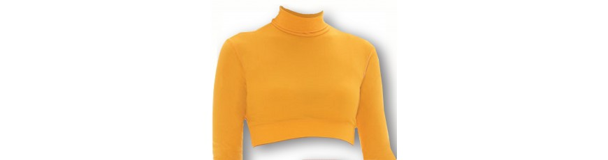 Undershirt- Crop Top- Bauchfrei 1522