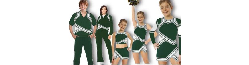 Classic Cheerleader Kostüme