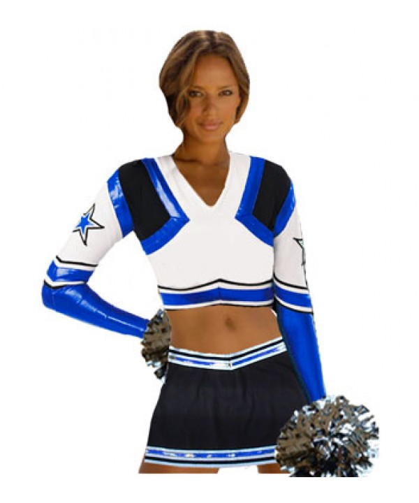 Cheerleader All Star Uniform 9025bbf white,  black...