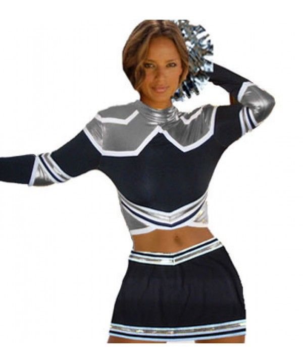 Cheerleader All Star Uniform 9as08WO royal,  white...