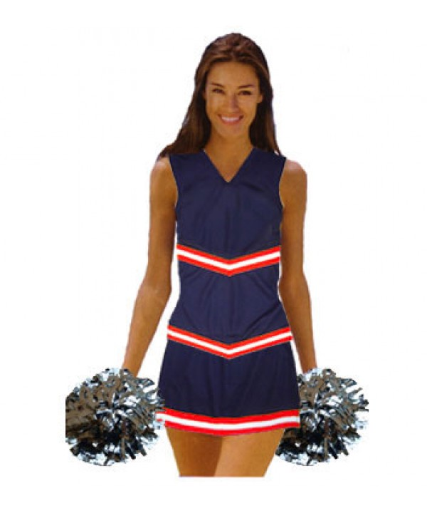 Cheerleader Kostüm 9068 Marine