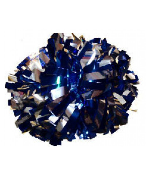Metallic Poms 2 Colours