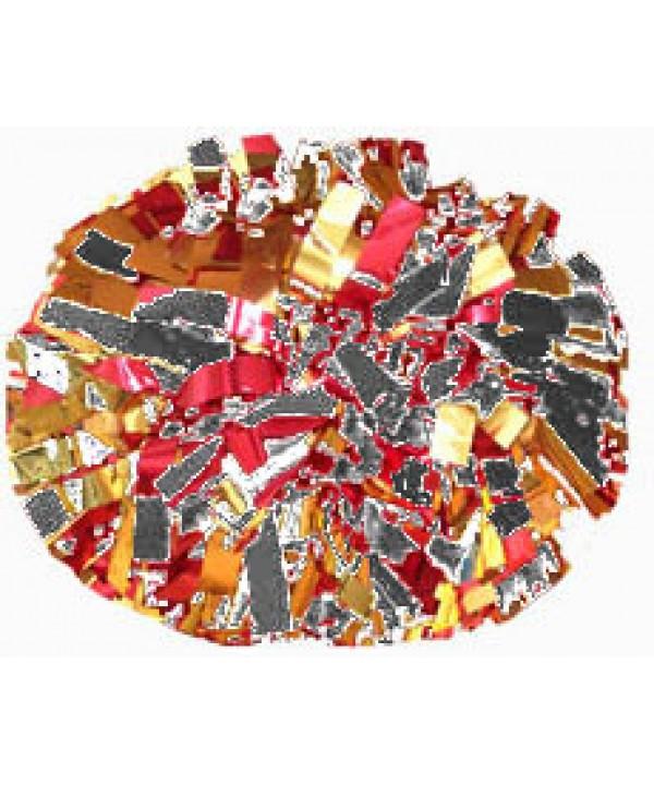 Metallic Poms 3 colours