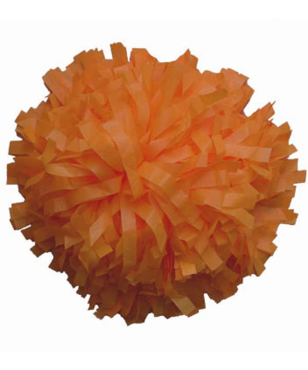 Pompom Plastic Orange