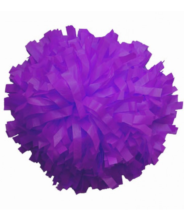 Pompom Plastic Purple