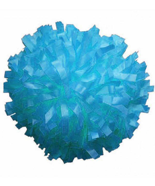 Pompom Plastic. in Hellblau,,