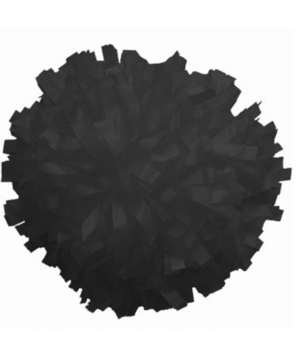 Pompom Plastic.. Black