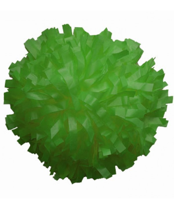 Pompom Plastic. in Green