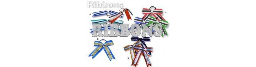 Hair Ribbons / Bows
